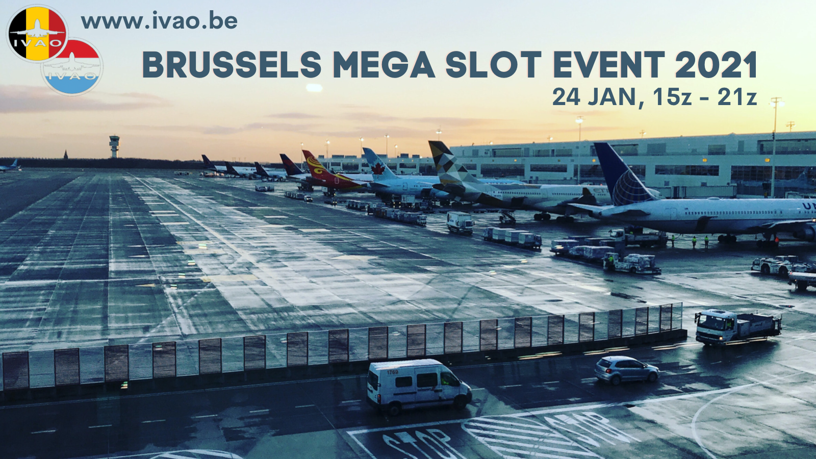 [HQ+XB] Brussels Mega Slot Event 2021