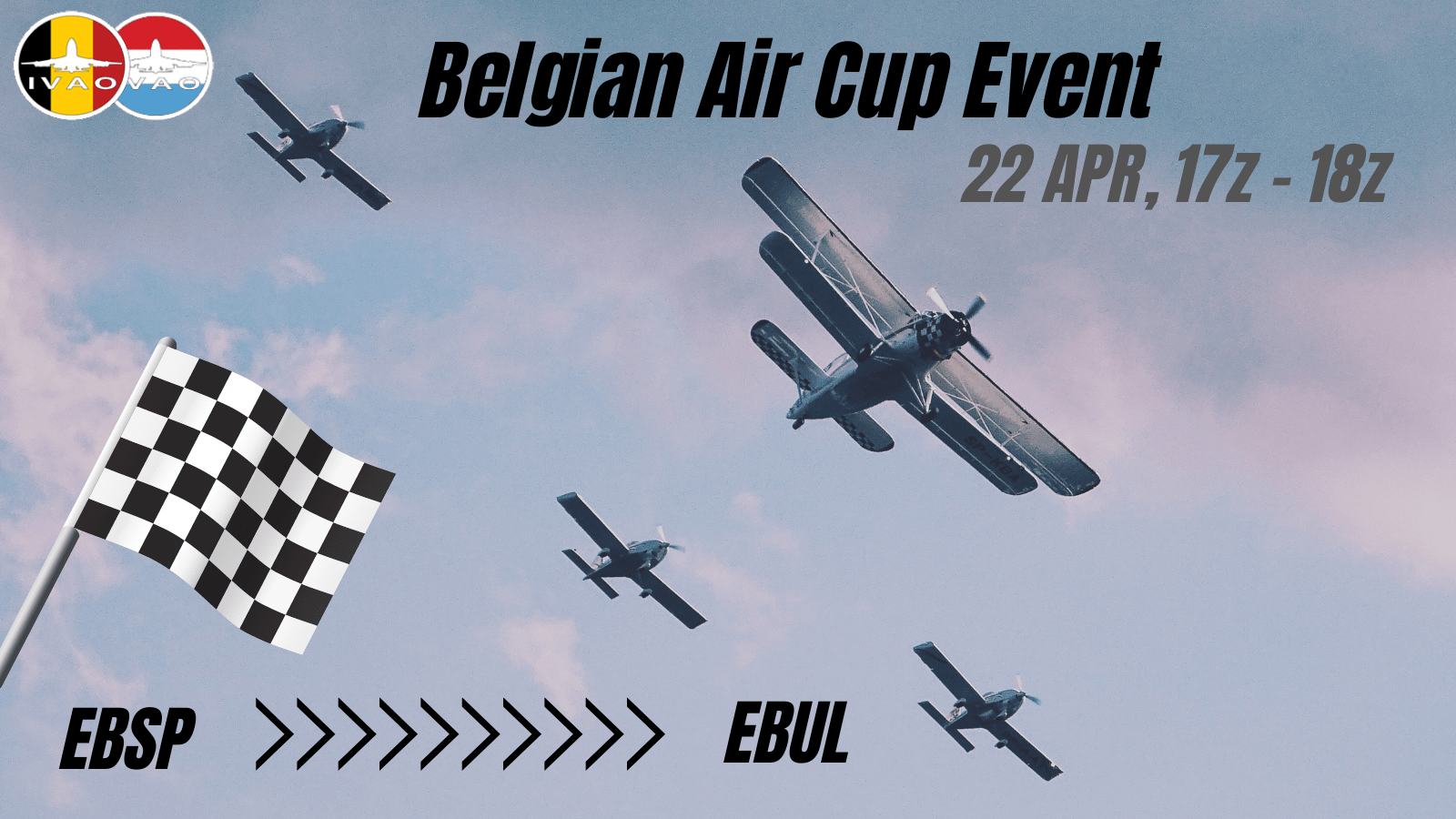 [XB] Belgian Air Cup Event